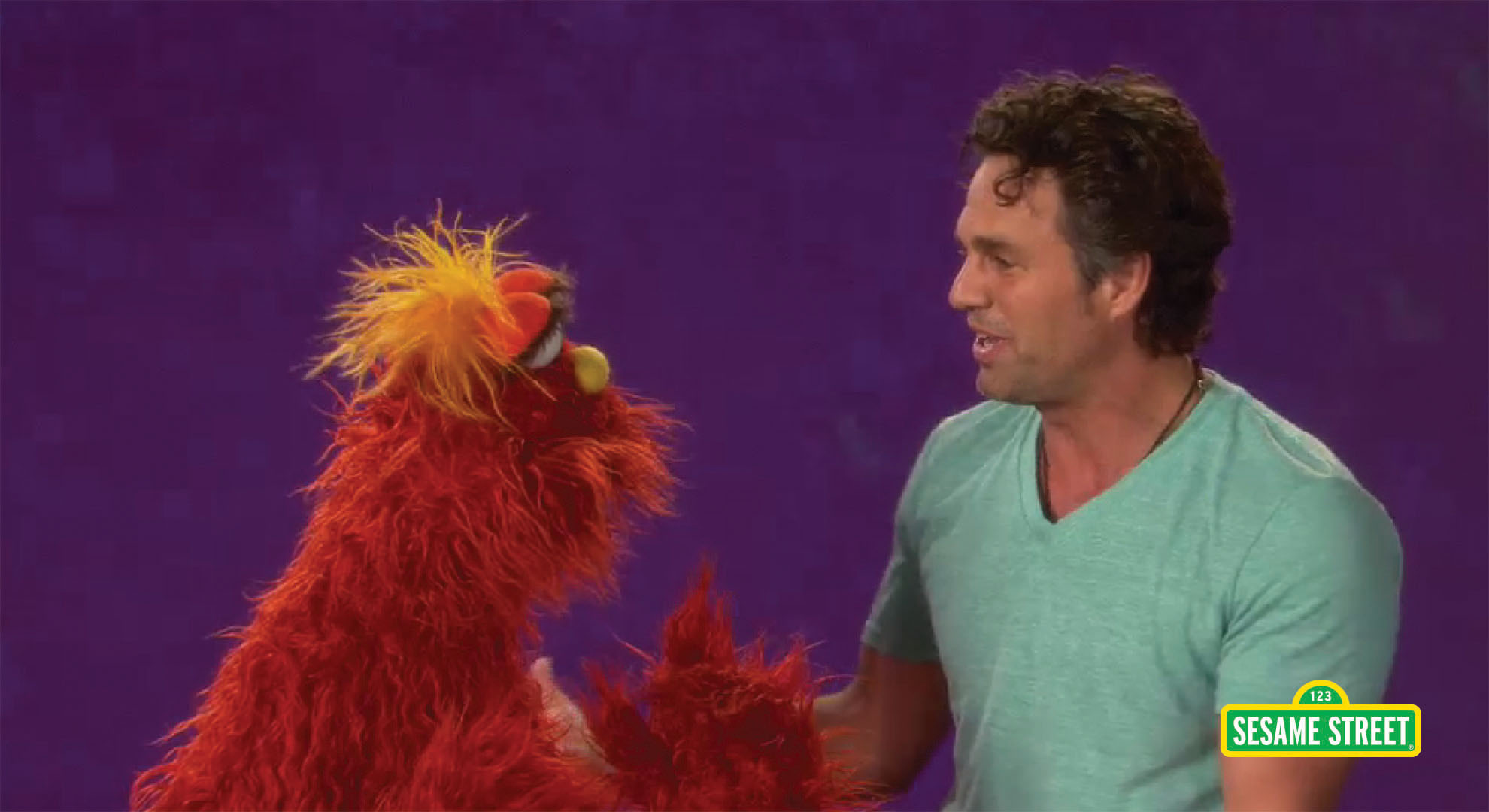 Mark Ruffalo: Empathy   Sesame Street