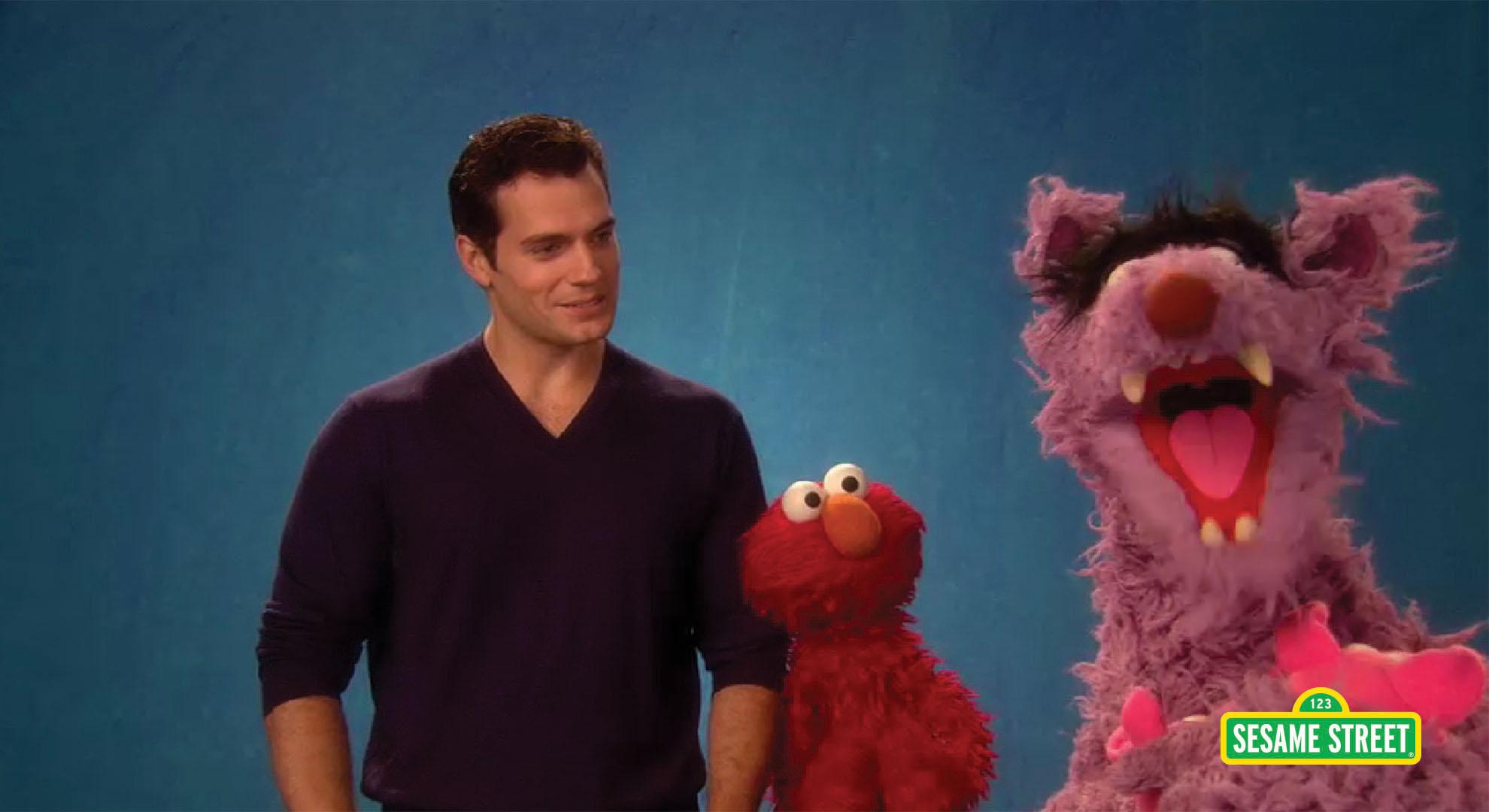 Henry Cavill: Respect | Sesame Street