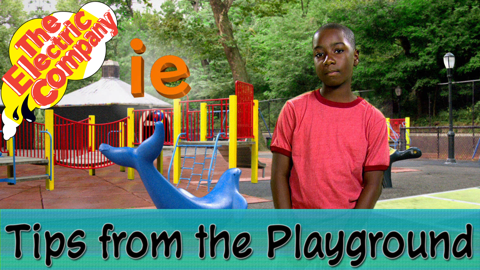 Tips from the Playground: Mad at -IE-