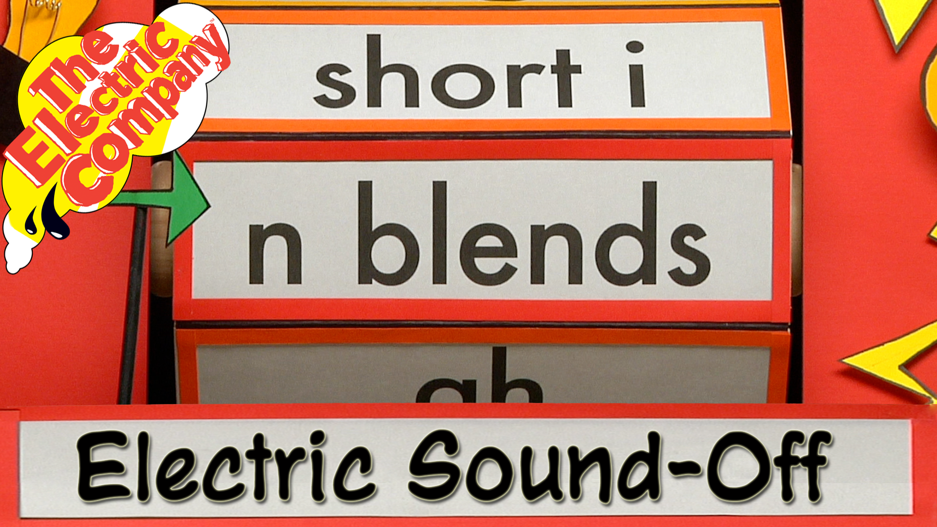 Electric Sound off- N Blends