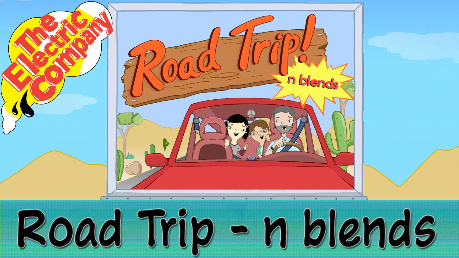 Road Trip-N Blends