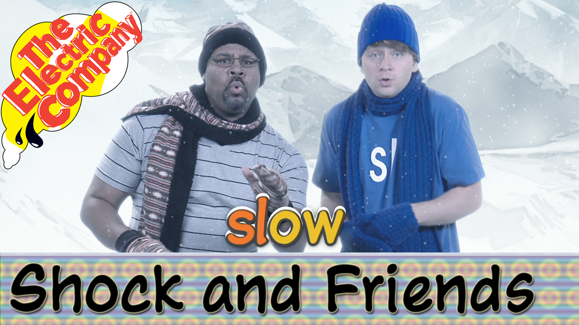 Shock & Friends Phonics Rap: L Blends