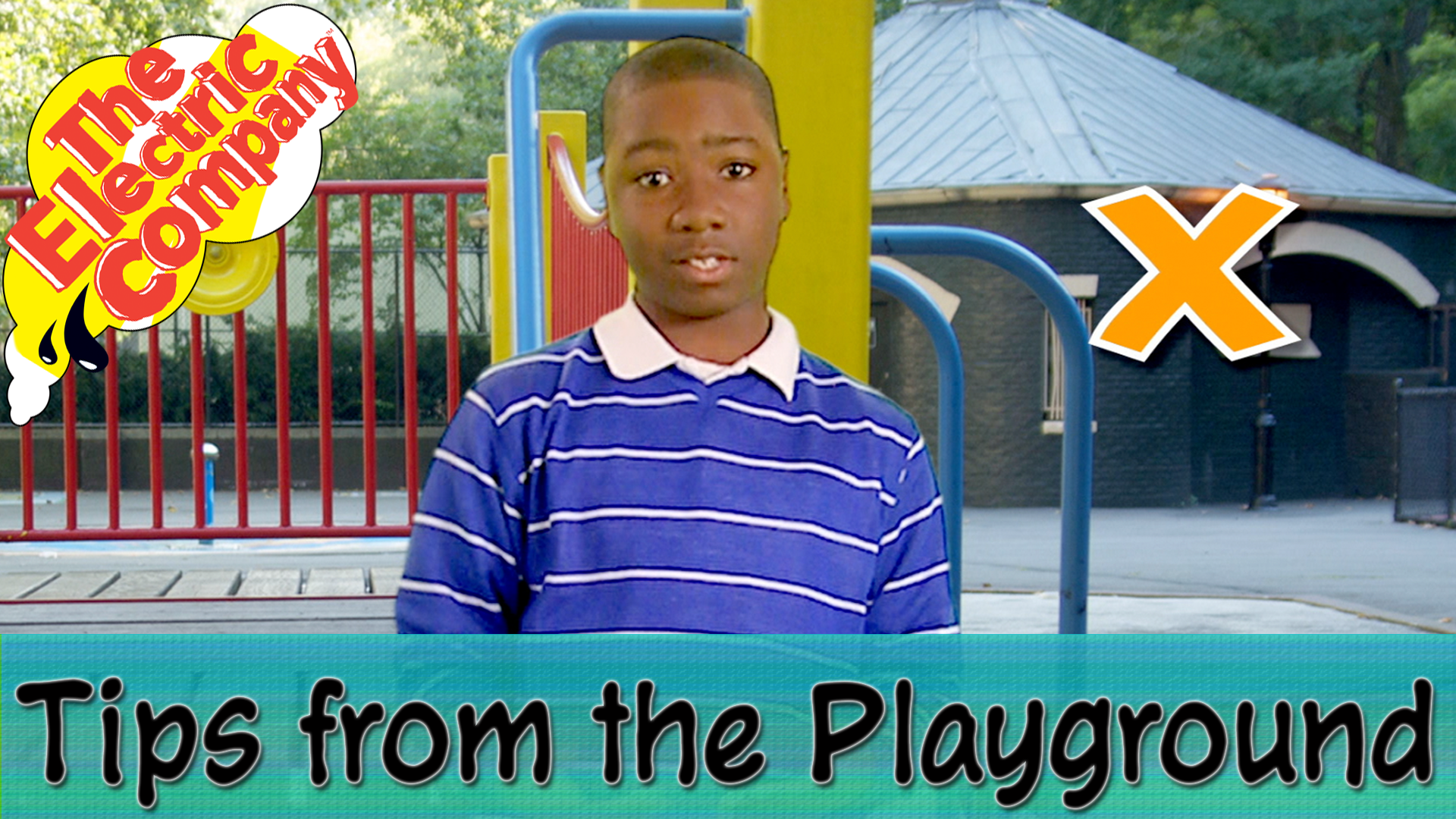 Tips from the playground:X