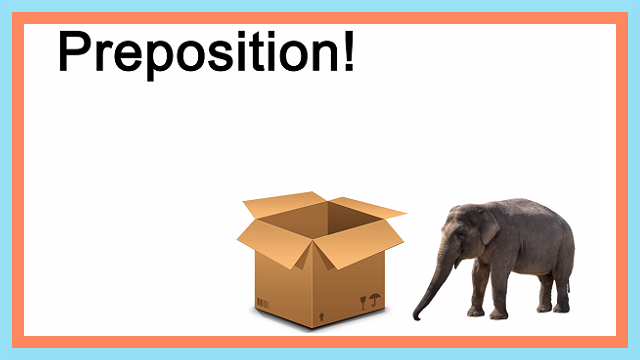 How to Use Prepositions