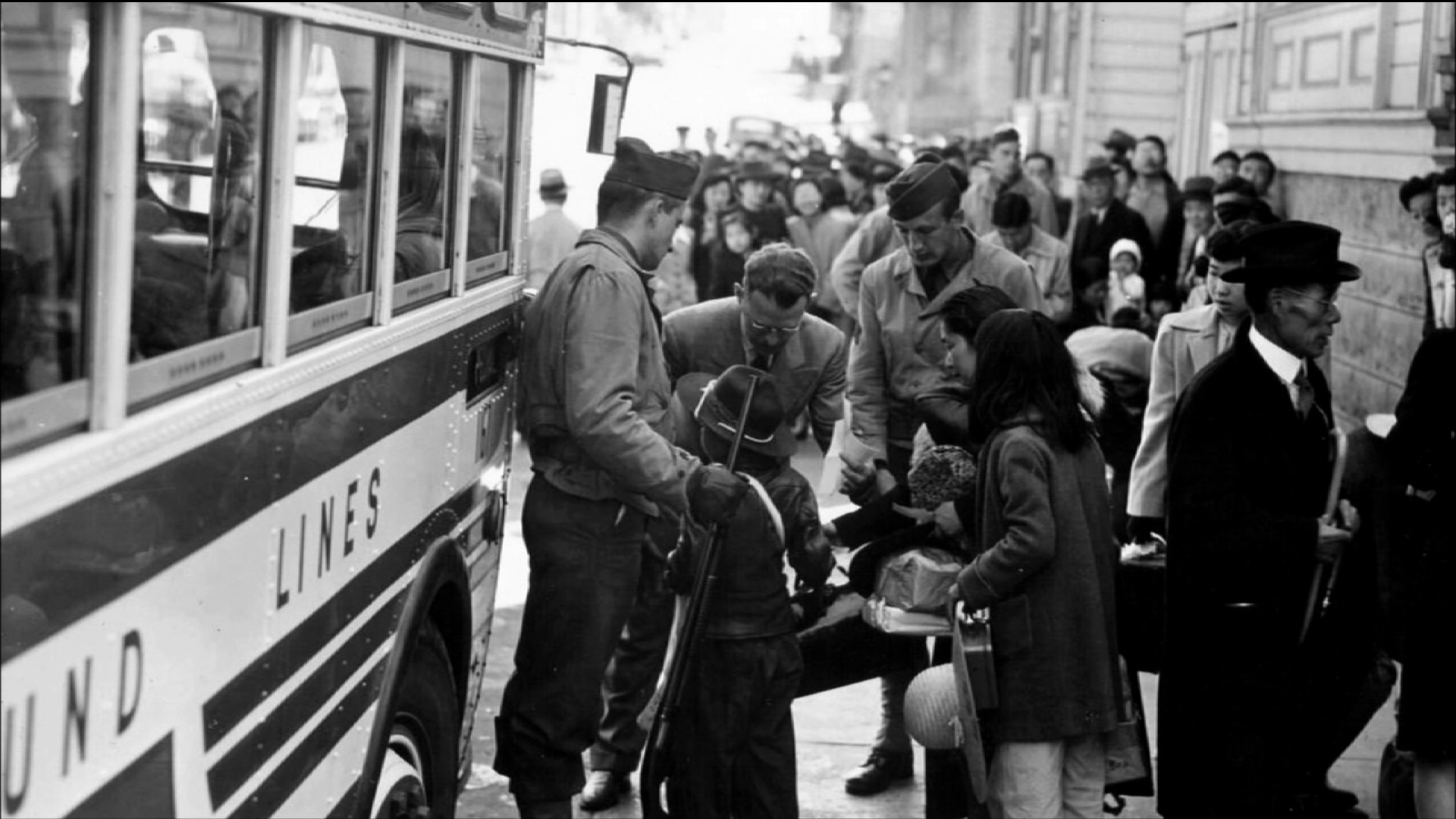Picturing Japanese American Internment: Dorothea Lange   PBS