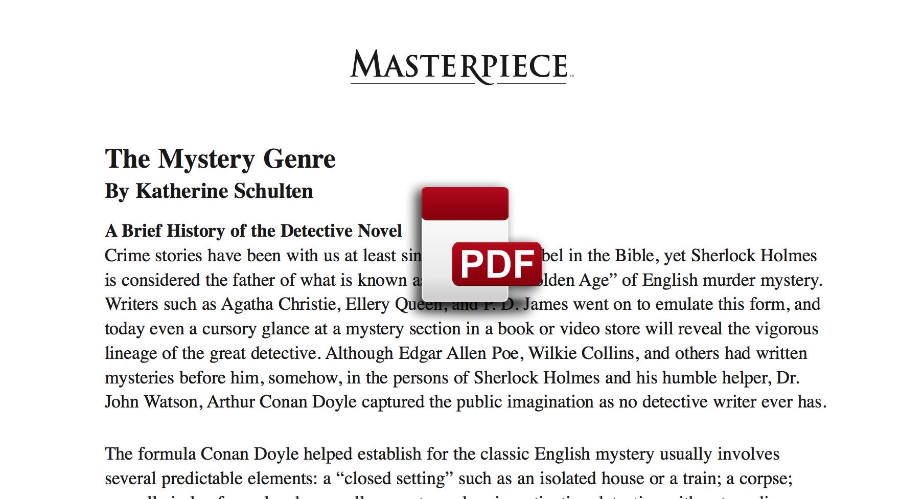 The Hound of the Baskervilles 1: Meet Sherlock Holmes   PBS