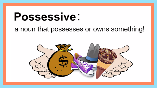 Forming and Using Possessive Nouns