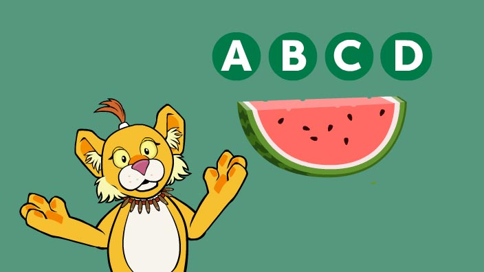 Play ABCD Watermelon