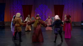 Arts in the Renaissance: Bransle Dance