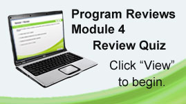 Performance Reviews Module 4 Quiz