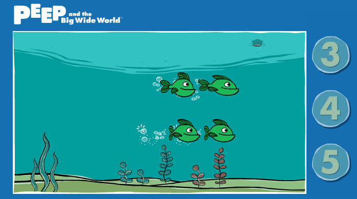 Play Fish Swish