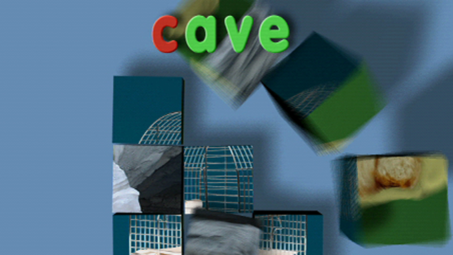 Watch Word Morph: cage-cave-cake-cook