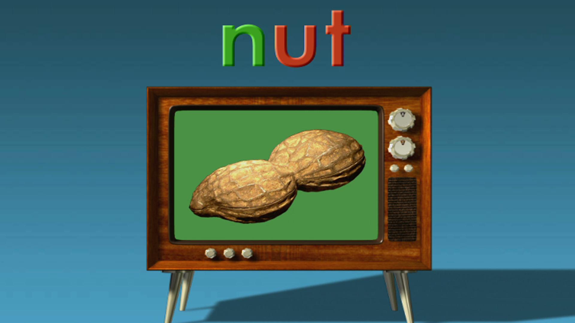 Watch Word Morph: nut-nap-napkin