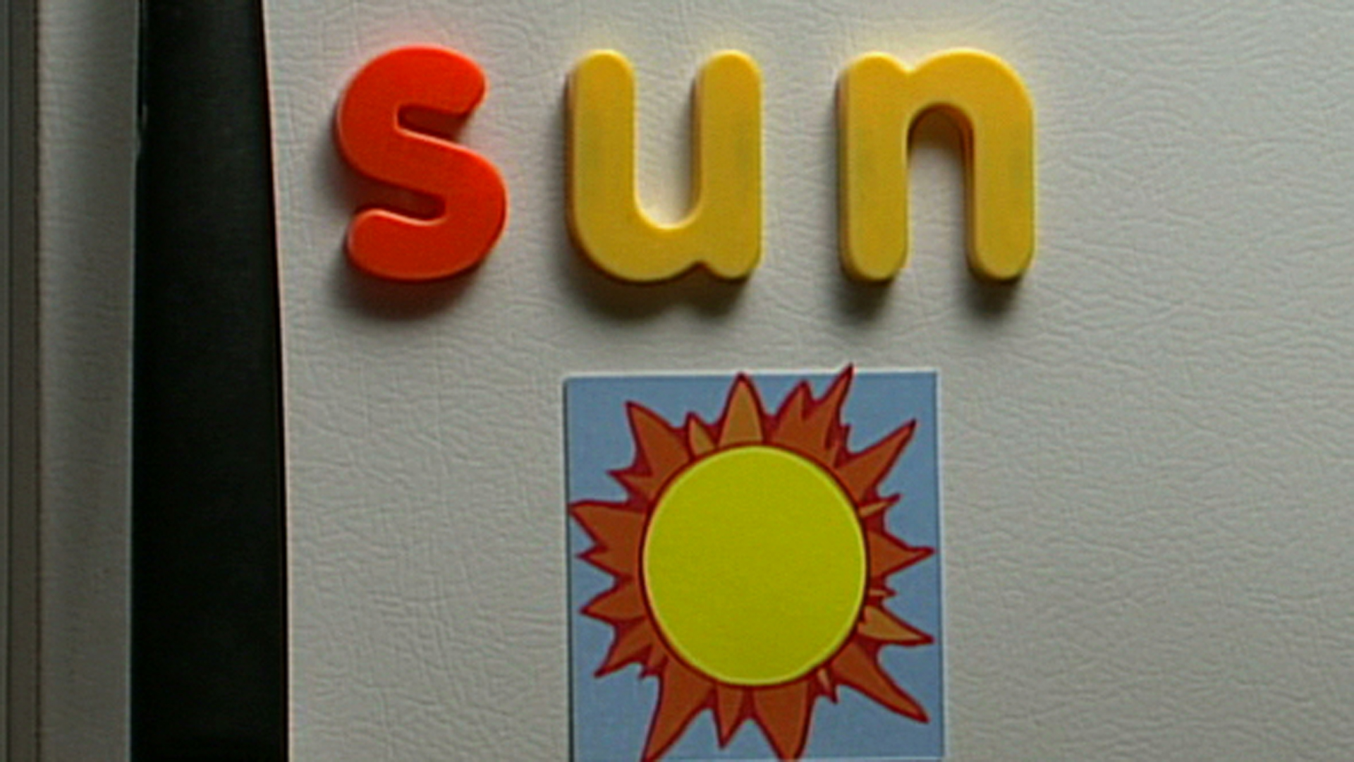 Watch Word Morph: sun-salt-sock-soap