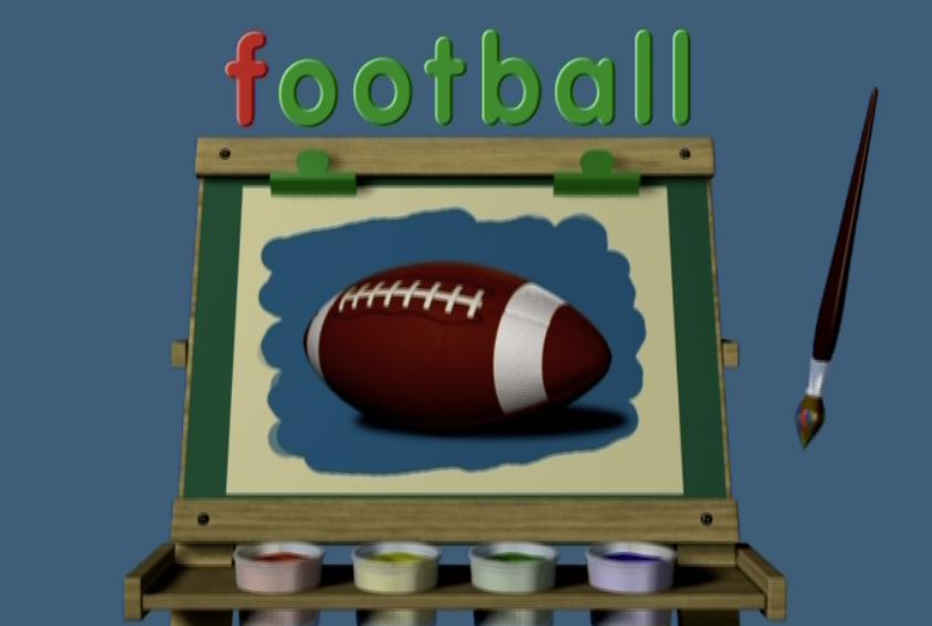 Watch Word Morph: fox-foot-football