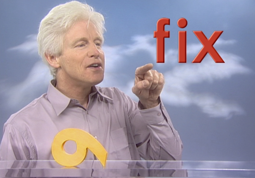Watch Fred Says: fix,six