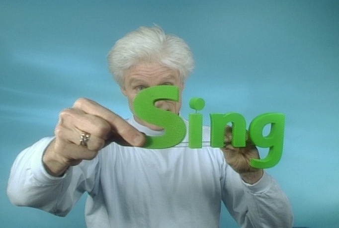 Watch Fred Says: sing