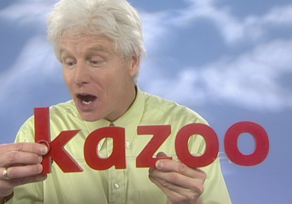 Watch Fred Says: kazoo