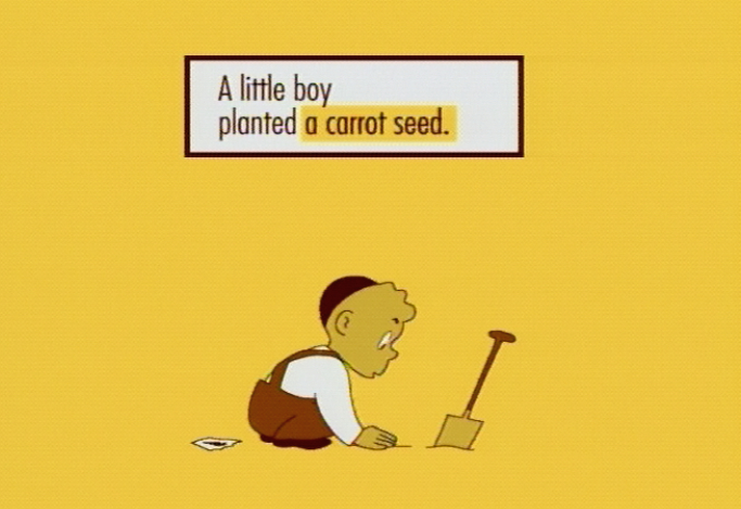 Watch The Carrot Seed