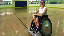 Designing a Wheelchair for Rugby