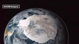 Earth's Cryosphere: Antarctica