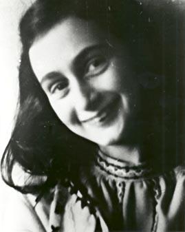 Anne Frank Photograph