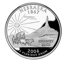 Nebraska State Quarter