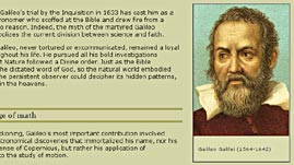 Galileo: His Place in Science