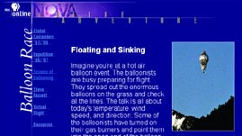 Floating and Sinking: Hot Air Balloons