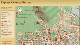 Explore Colonial Boston