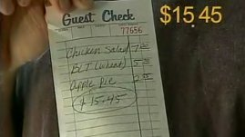 A Tip on Tipping