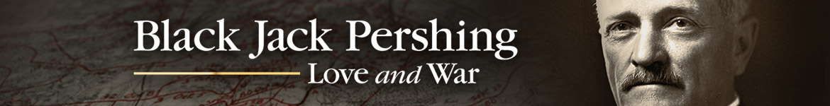 Black Jack Pershing Love and War banner image