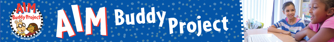 The AIM Buddy Project | An ARTHUR Social, Emotional, and Character Development Curriculum
