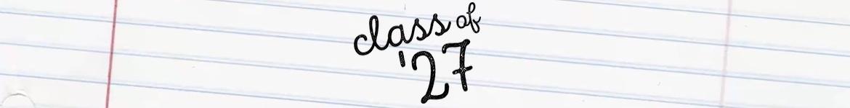 Class of '27