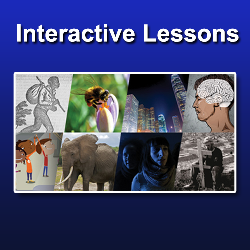 Interactive Lessons   PBS LearningMedia