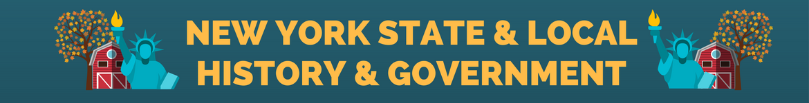 New York State and Local History and Goverment