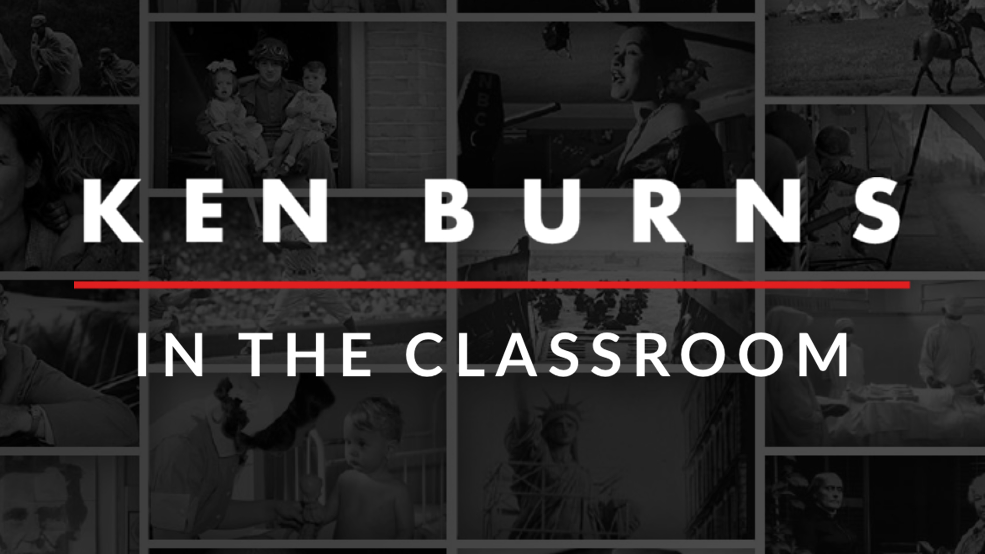 Ken Burns in the Classroom | PBS LearningMedia