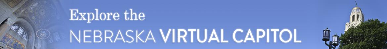 Explore the Nebraska Virtual Capitol Education