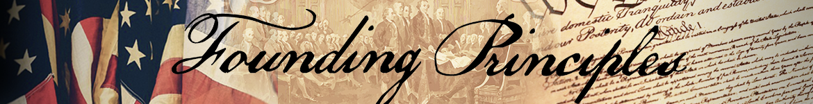 Founding Principles: American Governance in Action
