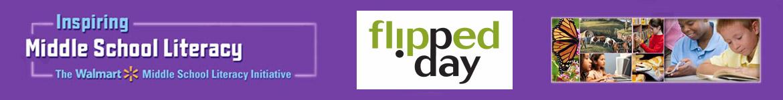 Flipped Day 2013: Literacy