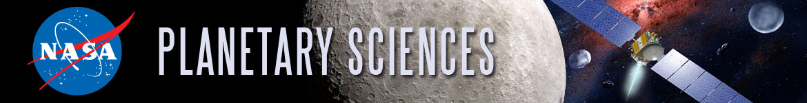 NASA Planetary Sciences