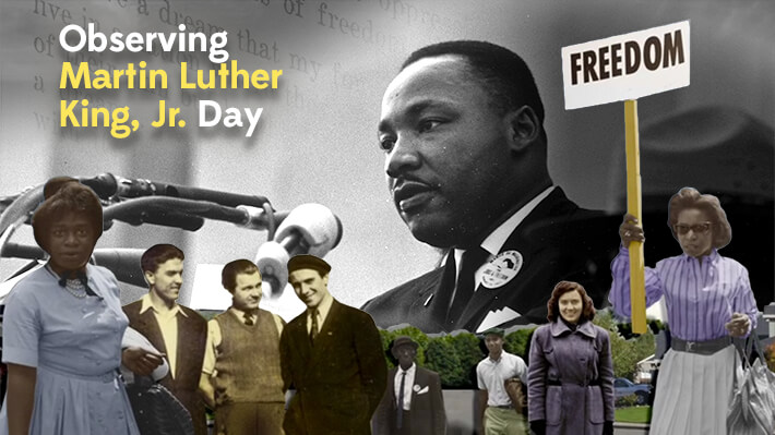 Observing Martin Luther King Jr Day Pbs Learningmedia