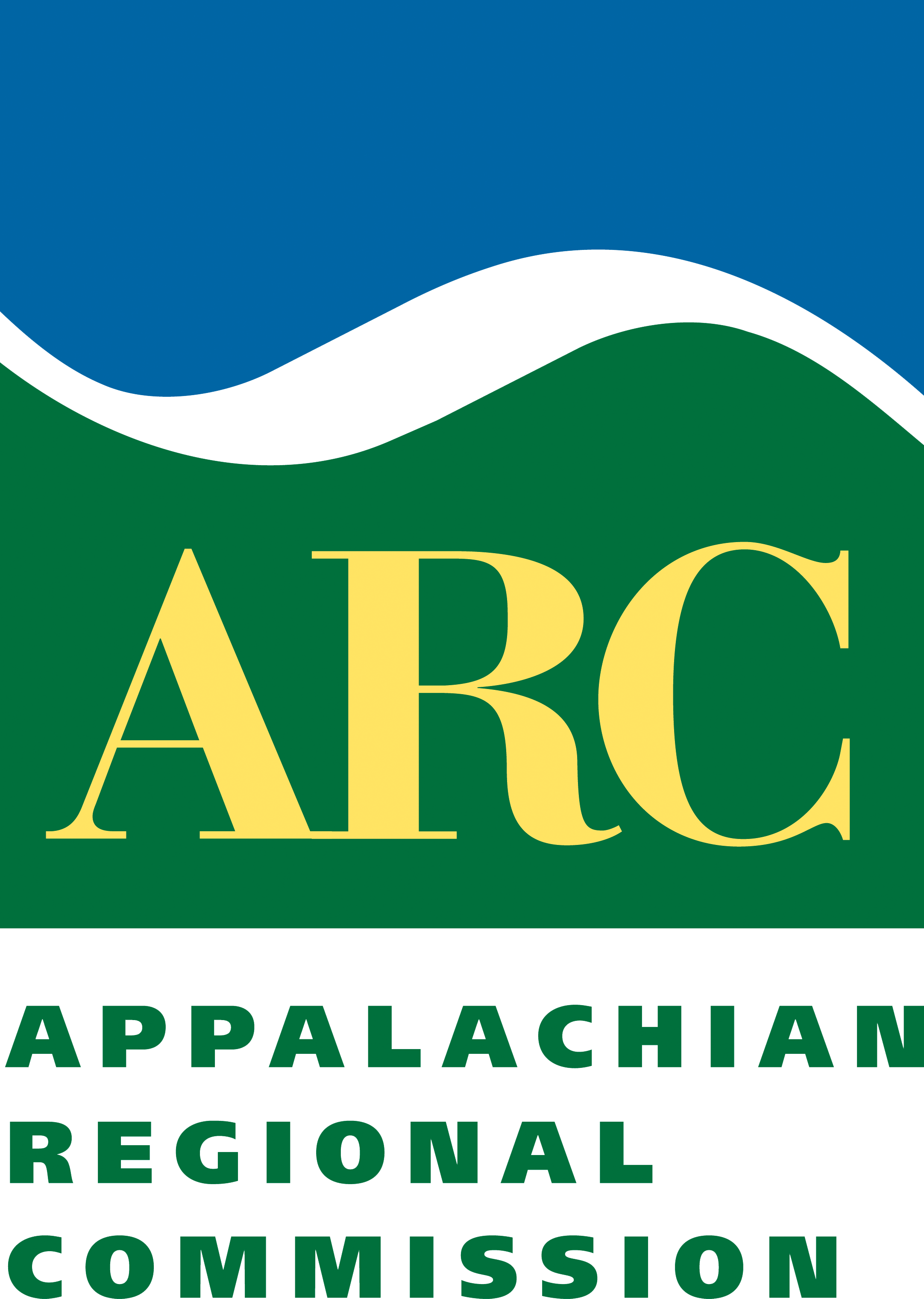 Appalachian Regional Commission | Color and Grayscale | 2018