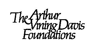 The Arthur Vining Davis Foundations-new