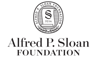 The Alfred P. Sloan Foundation-grayscale