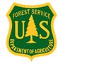 Forest Service U.S. Department of Agriculture | Color and Grayscale | 2018