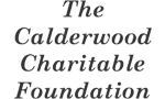 Funder: The Calderwood Charitable Foundation