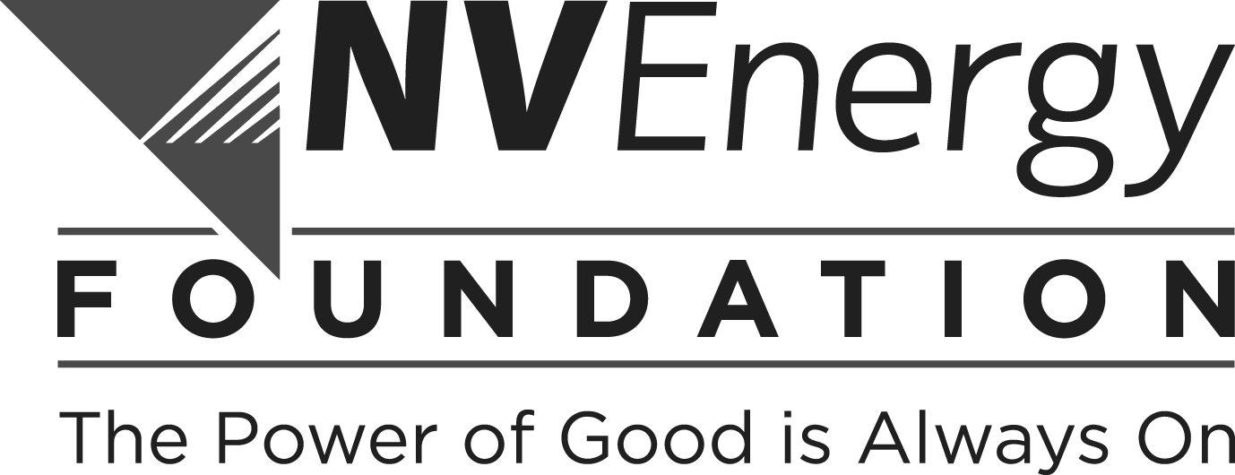 NV Energy Foundation | Color and Grayscale | 2018