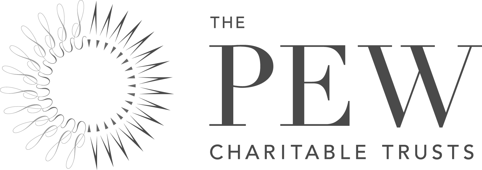 Funder: The Pew Charitable Trusts | Color and Grayscale | 2018