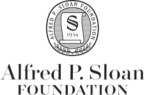 Funder: Alfred P. Sloan Foundation-grayscale